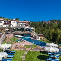 Unterkunft: Hotel Albion Mountain Spa Resort